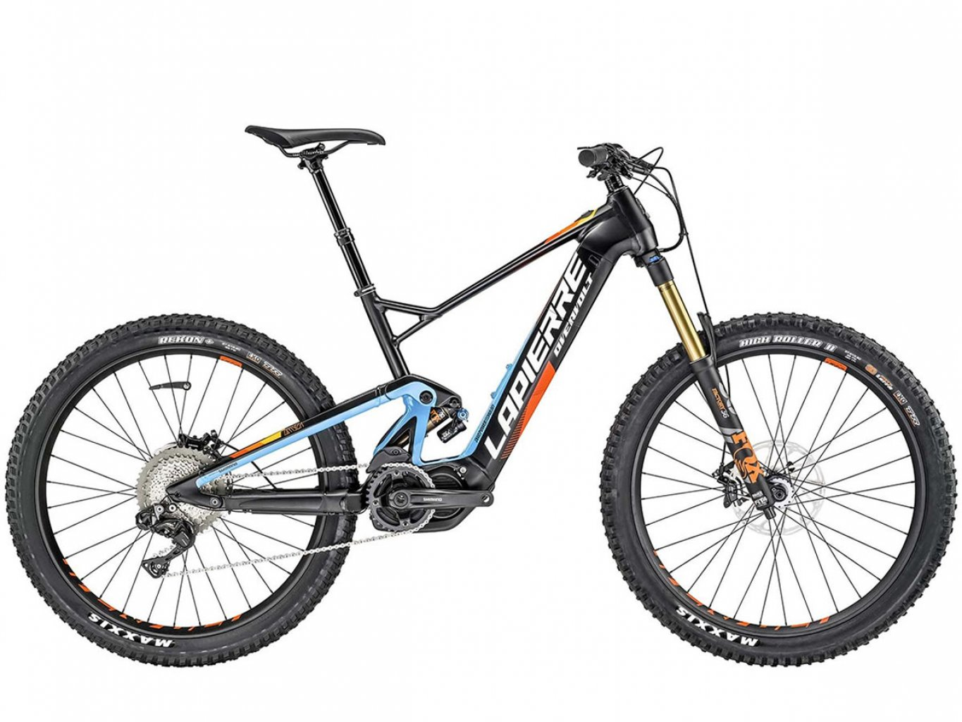 LAPIERRE OVERVOLT AM 927i Ultimate SHIMANO integrated 500Wh 2019