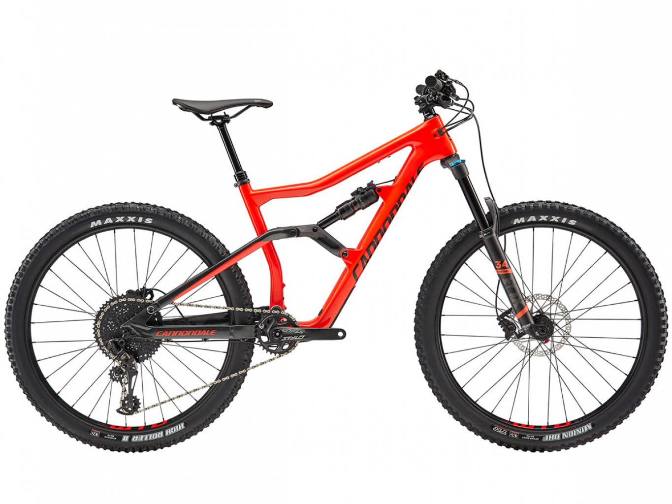 CANNONDALE Trigger 27.5 Crb/Al 3 ARD 2019