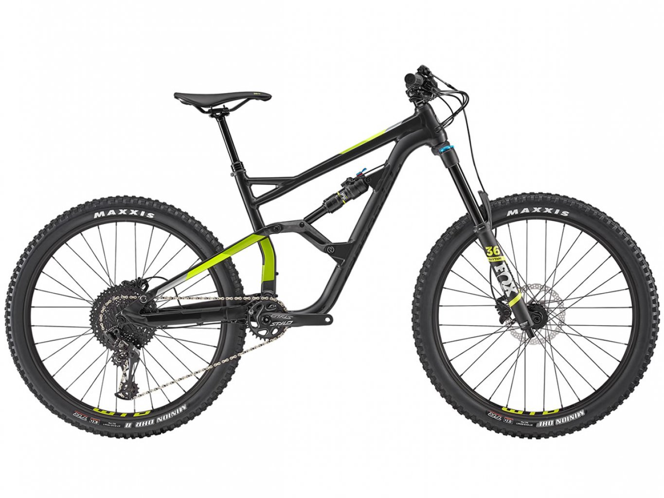 CANNONDALE Jekyll 27.5 Al 3 BLK 2019