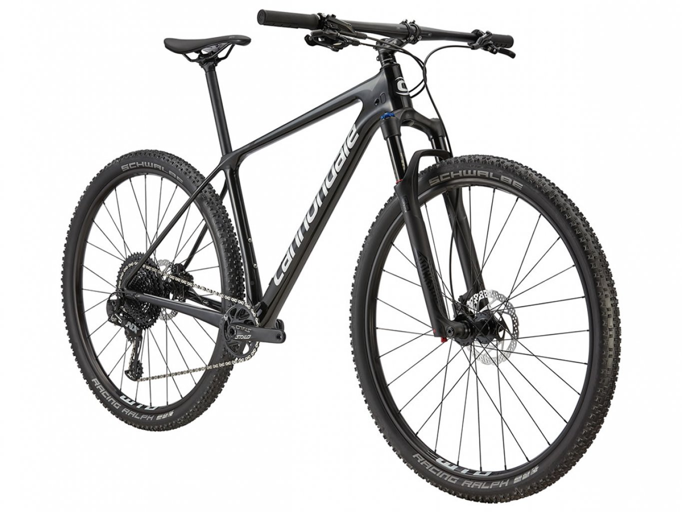 CANNONDALE F-Si 29 Crb 5 BLK 2019