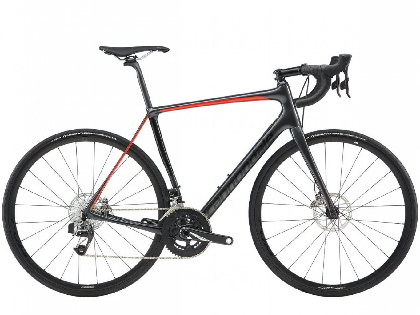 CANNONDALE Synapse Crb Disc Red eTap ARD 2019