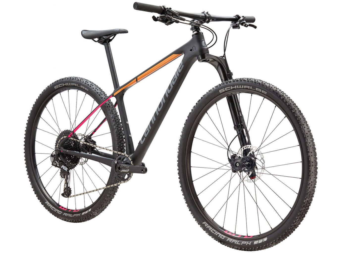 VTT CANNONDALE femme F-Si 29 Crb 2 BBQ MD 2019