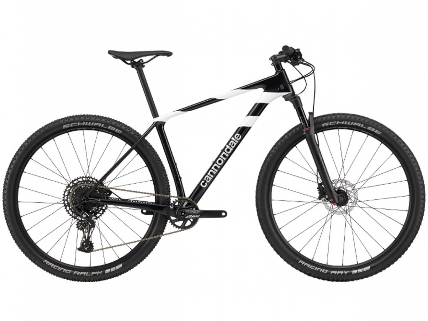 CANNONDALE F-Si Carbon 5 Black 2020