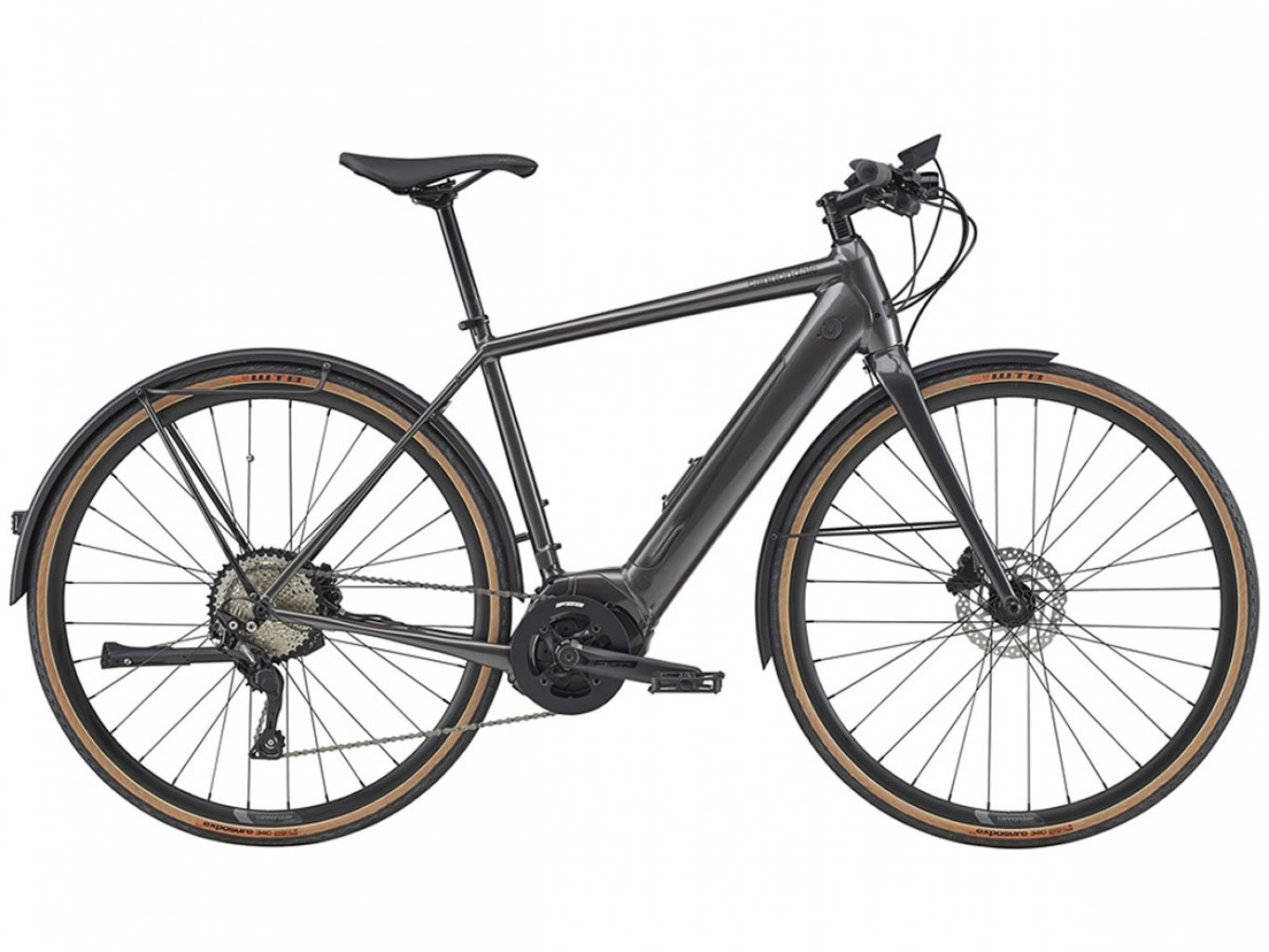 CANNONDALE Quick Neo EQ Graphite 2020