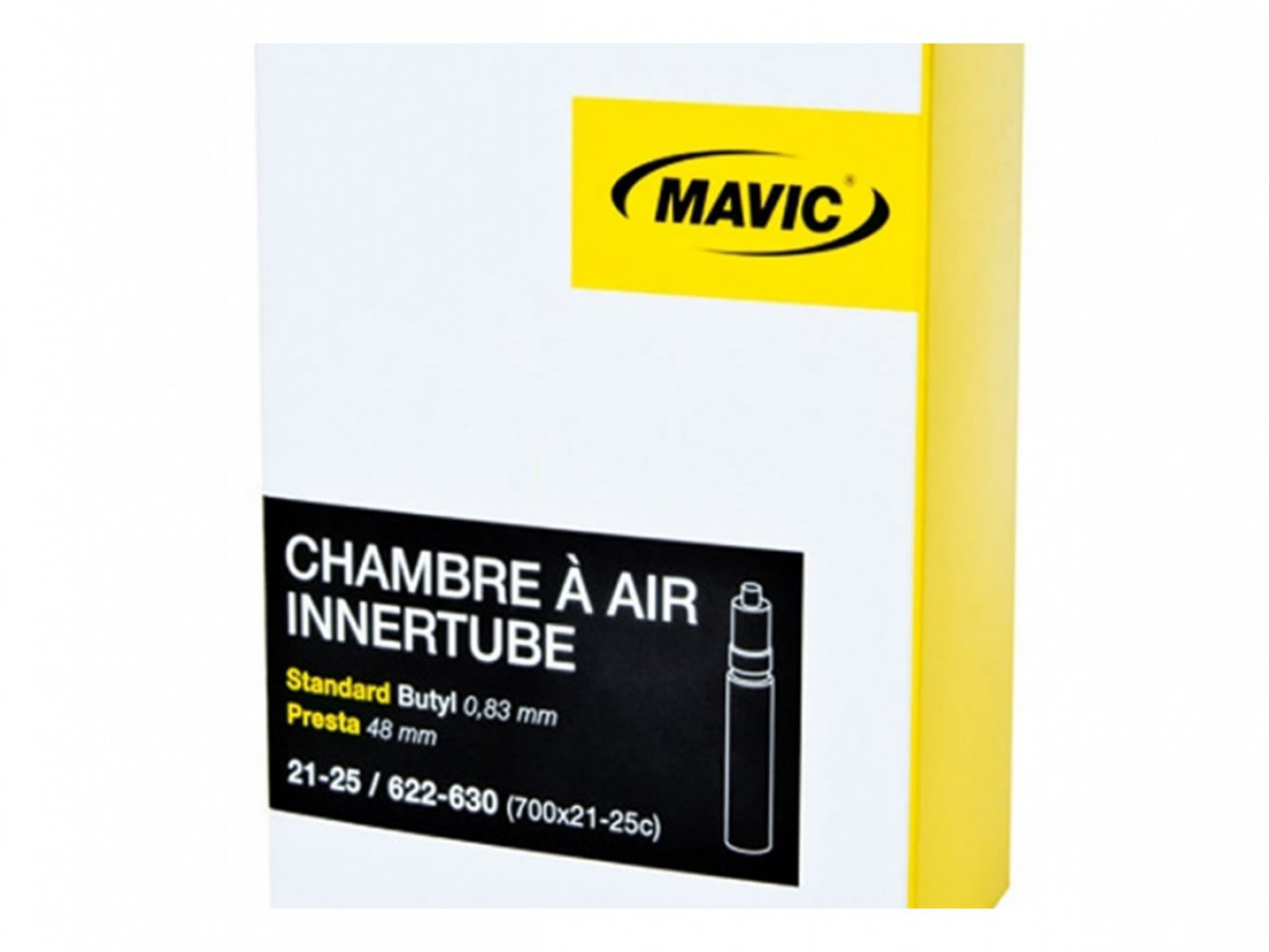 Mavic valve de 60 mm